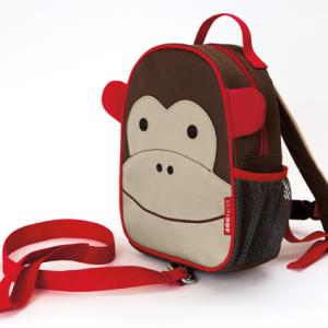 Zoo-let-mini-ryggsack-apa-skiphop